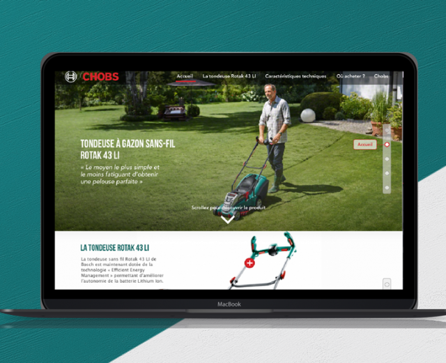 bosch-landing page-tondeuse-site-internet-webdesign-graphisme-responsive-mobile-tablette-ui-ux-design-stephanie-radavidson-webdesigner-graphiste-freelance-bordeaux-pixel-and-paper