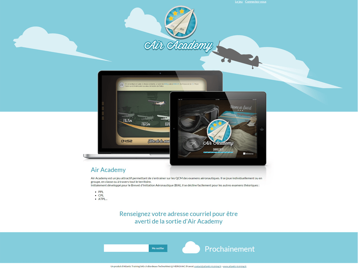 air-academy-bia-application-mobile-web-tablette-ios-android-quiz-monitoring-illustration-ui-ux-designer-pixel-and-paper-stephanie-radavidson-webdesigner-graphiste-illustratrice-freelance-bordeaux