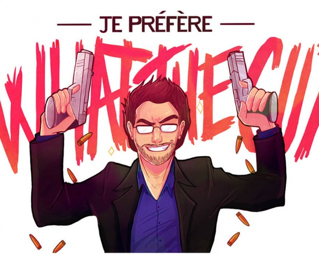 what-the-cut-antoine-daniel-youtube-youtubeur-videaste-fanart-typographie-design-illustration-presse-designer-pixel-and-paper-stephanie-radavidson-webdesigner-graphiste-illustratrice-freelance-bordeaux